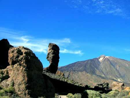Teneriffa - Teide und Los Roques